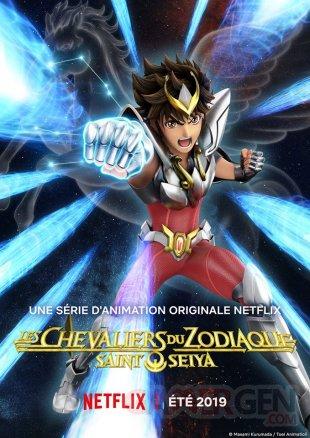 Les Chevaliers du Zodiaque Saint Seiya image netflix
