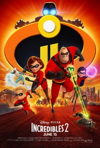 Les Indestructibles 2 cinema image affiche