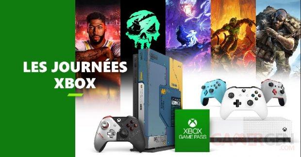 Les Journées Xbox promos