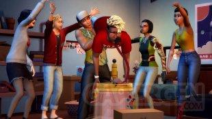 Les Sims 4 A La Fac head