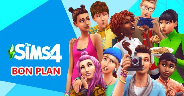 Les Sims 4  BON PLAN