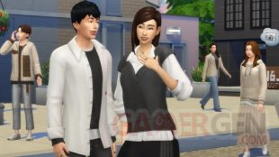 Les Sims 4 Incheon Style
