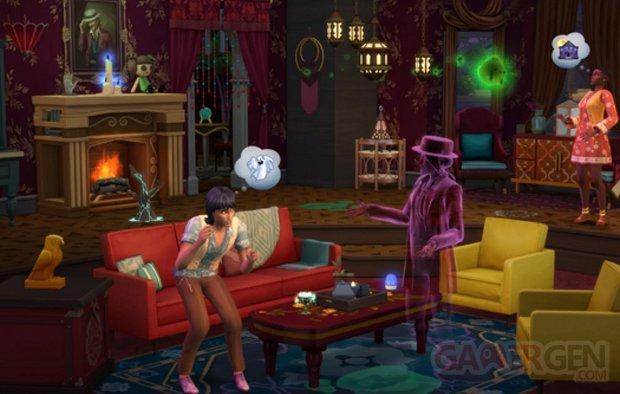 Les Sims 4  Kit d'Objets Paranormal image (2)