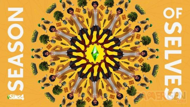 Les Sims 4 Season of Selves head