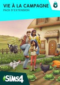 Les Sims 4 Vie à la campagne 22 07 2021 cover art