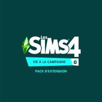 Les Sims 4 Vie à la campagne 22 07 2021 logo