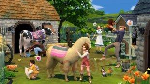 Les Sims 4 Vie à la campagne 22 07 2021 screenshot 1