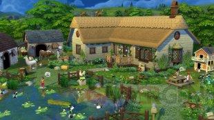 Les Sims 4 Vie à la campagne 22 07 2021 screenshot 2