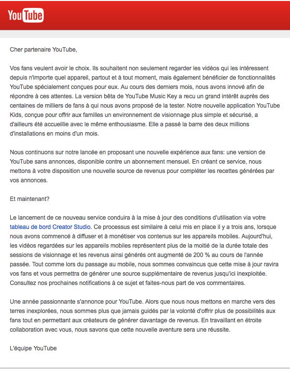 youtube la lettre Image Lettre Youtube FR   GAMERGEN.COM youtube la lettre
