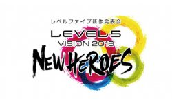 Level 5 Vision 2016 New Heroes head