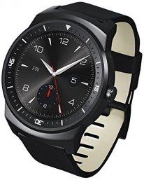 LG G Watch R W110   Montre intelligente Android Wear Noir
