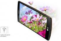 LG G4 capteur spectre couleur photo