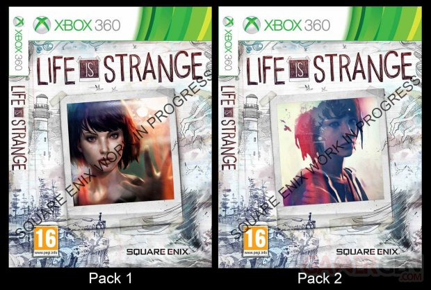 life is strange cover jaquette