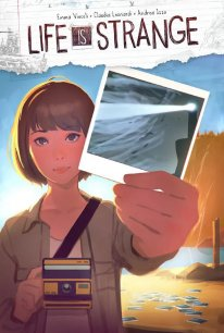Life is Strange Partners in Time comics 5