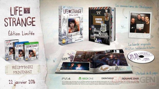 Life is Strange Square Enix Boutique Edition Limitée