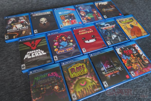 Limited Run Games Vita 11 06 2019