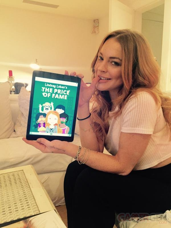 Lindsay Lohan The Price of Fame pic