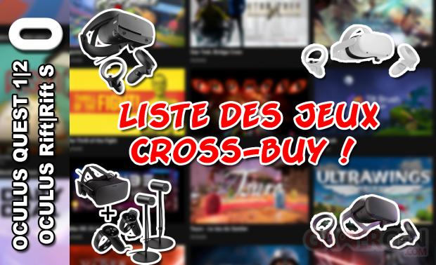 Liste des jeux crossbuy