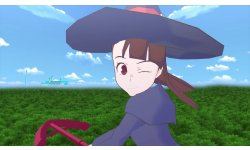 Little Witch Academia VR Broom  Racing vignette 21 06 2019