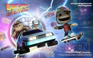 LittleBigPlanet 13 10 2015 Retour vers le Futur