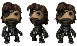 littlebigplanet 3 lbp3 snake costume for sackboy ground zeroes mgs5 metalgearsolid 5