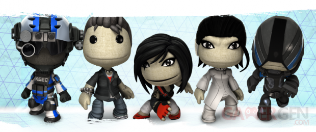 LittleBigPlanet 3  tenue costume Mirror's Edge Catalyst (15)