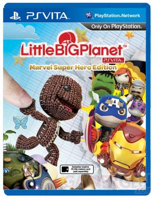 LittleBigPlanet Marvel images screenshots 7