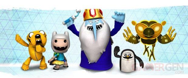 LittleBitPlanet 3 Adventure Time DLC  (2)