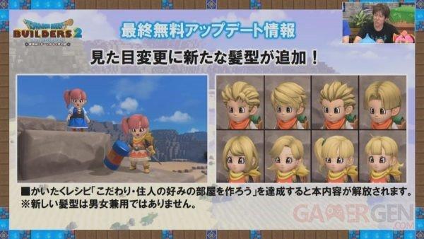 Livestream Dragon Quest Builders 2