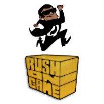 logo rush on game