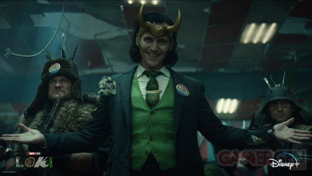 Loki head