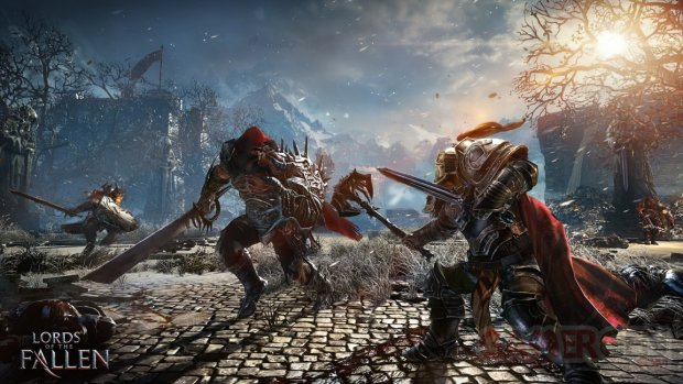 Lords of the Fallen images screenshots 2