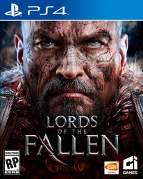 lords of the fallen jaquette boxart cover ps4