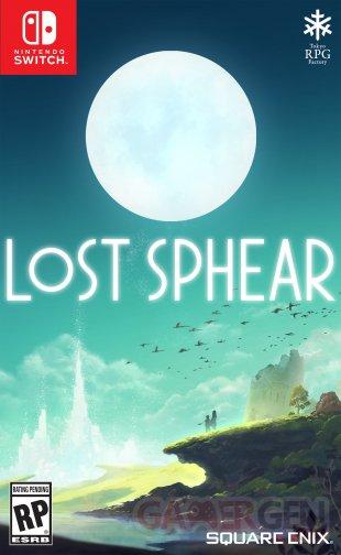 Lost Sphear jaquettes image 1