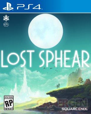 Lost Sphear jaquettes image