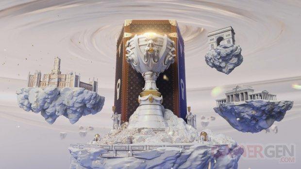 Louis Vuitton Riot Games League of Legends World Championship