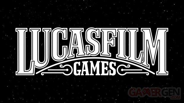 Lucasfilm Games new logo 2021