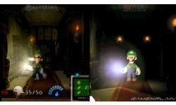 Luigi's Mansion comparaison