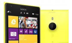 Lumia 1520 Yellow Close