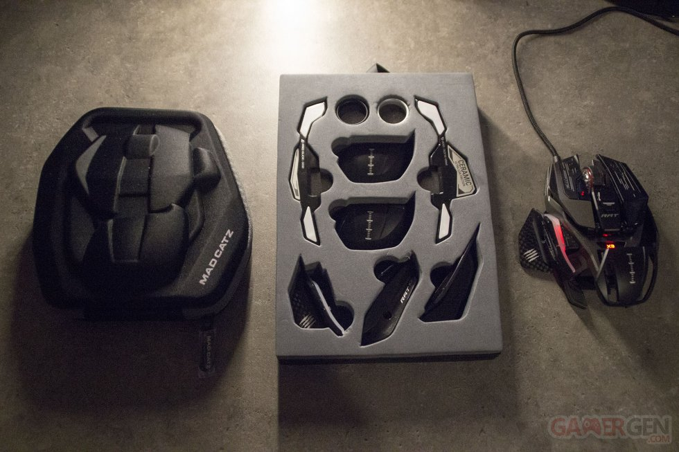 Mad Catz RAT Pro X3 Souris Test Clint008 gamergen (4)
