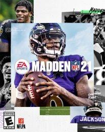 Madden NFL 21 jaquette cover art 1