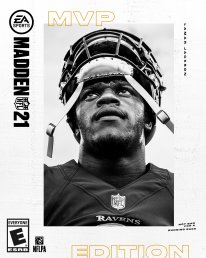 Madden NFL 21 jaquette cover art 3