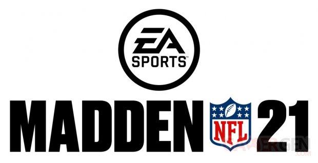 Madden NFL 21 logo