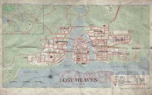 Mafia Definitive Edition Lost Heaven map original
