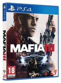 mafia III 3 jaquette cover PS4