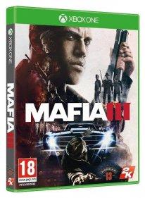 mafia III 3 jaquette cover Xbox One