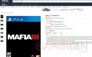 Mafia III Amazon