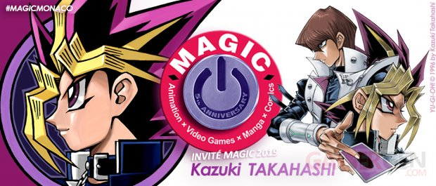 MAGIC 2019 Kazuki Takahashi 19 07 2018