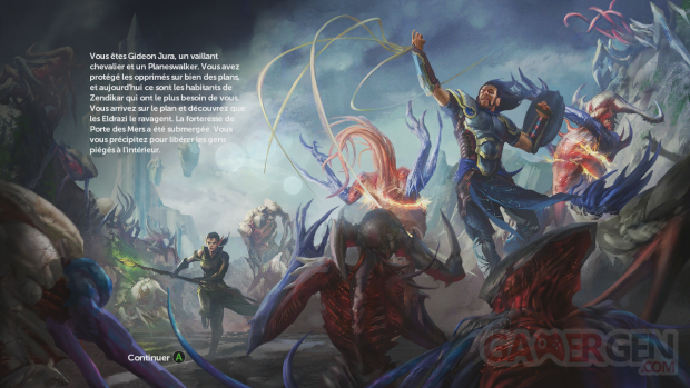 Magic Duels La Bataille de Zendikar image screenshot 1