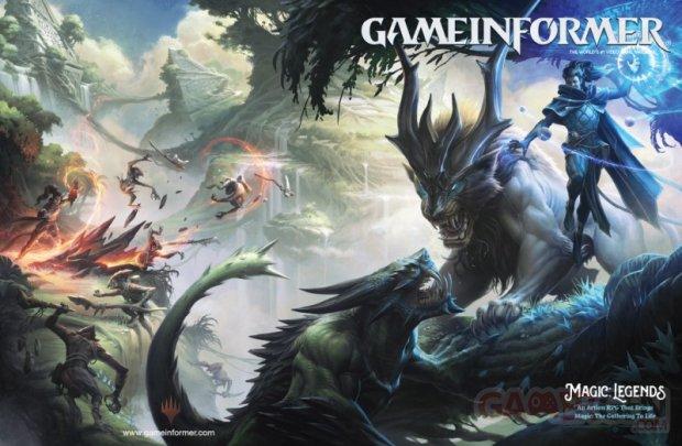 Magic Legends GameInformer